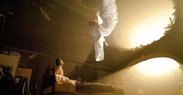 Percakapan Malaikat dan Pengusaha