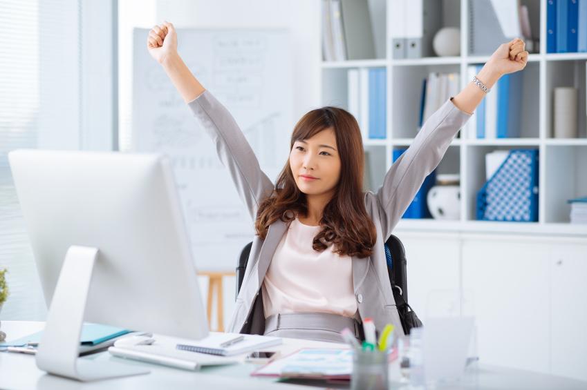 4 Tips Menjaga Tubuh Tetap Bugar di Kantor
