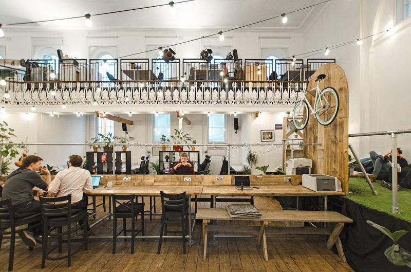 5 Coworking Space dengan Desain Super Keren
