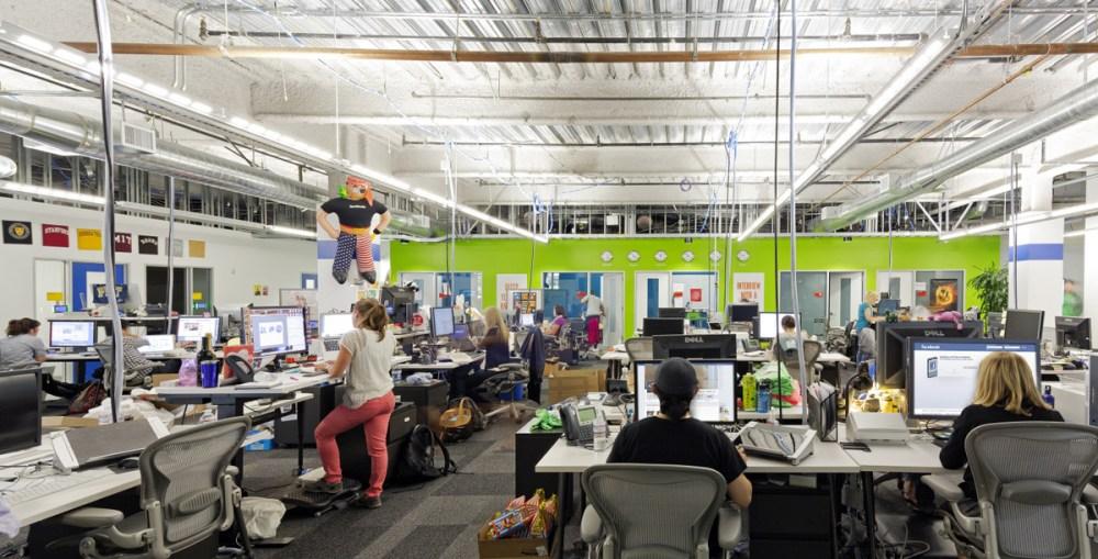 5 Kantor Perusahaan Teknologi yang Keren