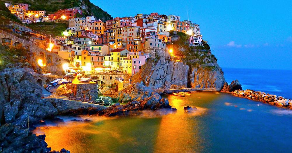5 kota dipinggir pantai yang harus anda kunjungi