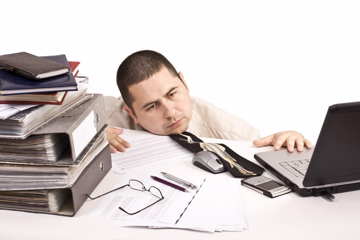 7 Hal di Kantor Yang Bikin Seseorang Malas Bekerja