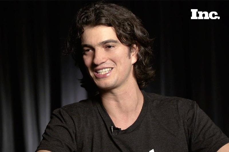 Adam Neumann, Pendiri Perusahaan Coworking Terbesar Dunia