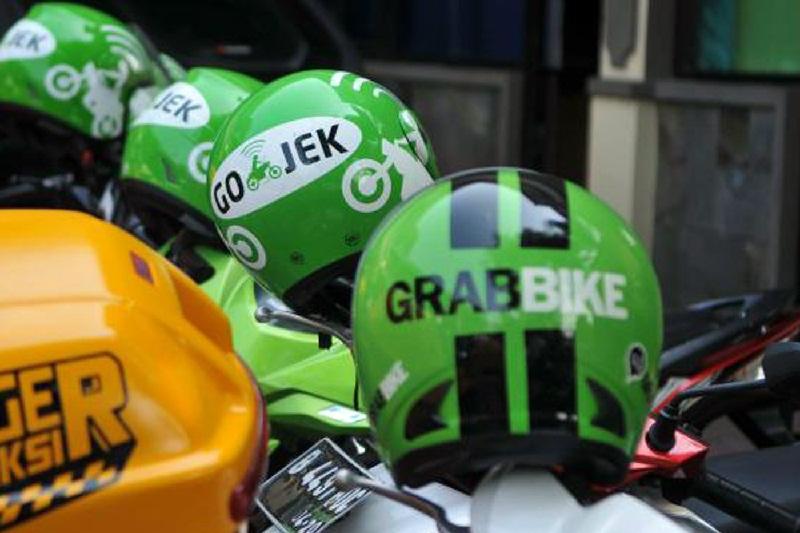 Anies Minta Perkantoran Sediakan Area Parkir untuk Ojek Online