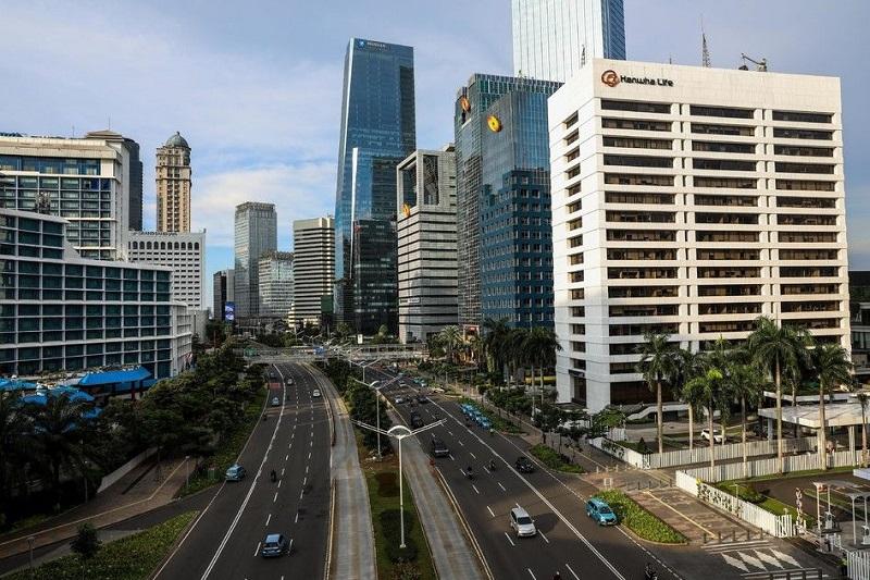 Bagaimana Aktivitas Perkantoran di Jakarta Hadapi New Normal?
