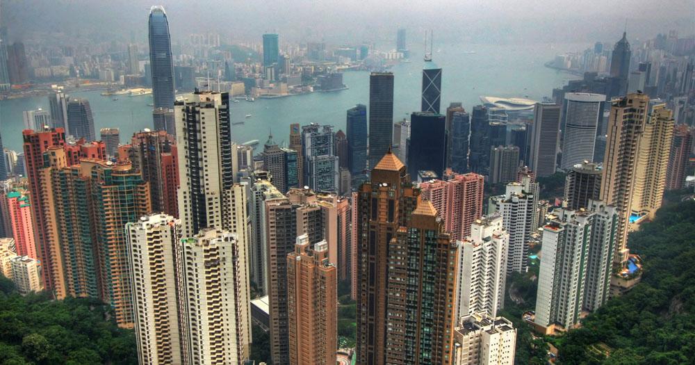 Banyak Perusahaan China Minati Pasar Perkantoran Hong Kong