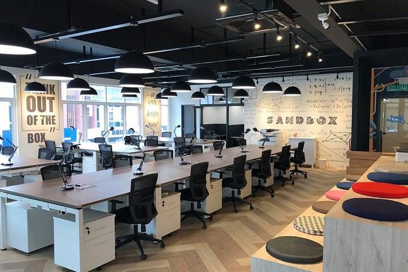Beberapa Gedung Mewah di Jakarta Jadi Coworking Space