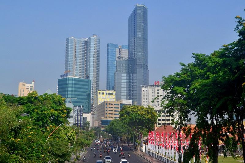 Berikut ini 5 Perkantoran Termahal di Surabaya