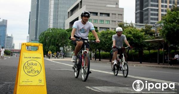 Bersepeda Ke Kantor, Kenapa Tidak