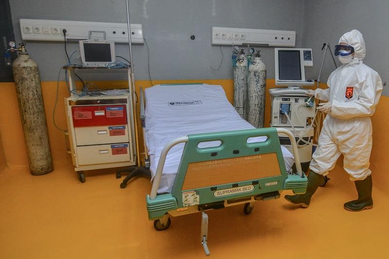 Bertambah 243 Orang, Pasien Covid-19 Sembuh Tertinggi Hari Ini
