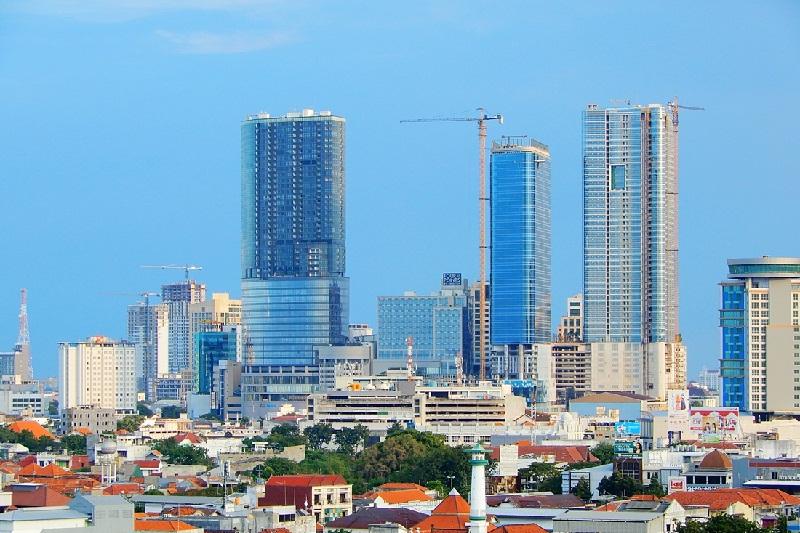 Bisnis Perkantoran di Surabaya dapat Pesaing Ruko dan Rukan