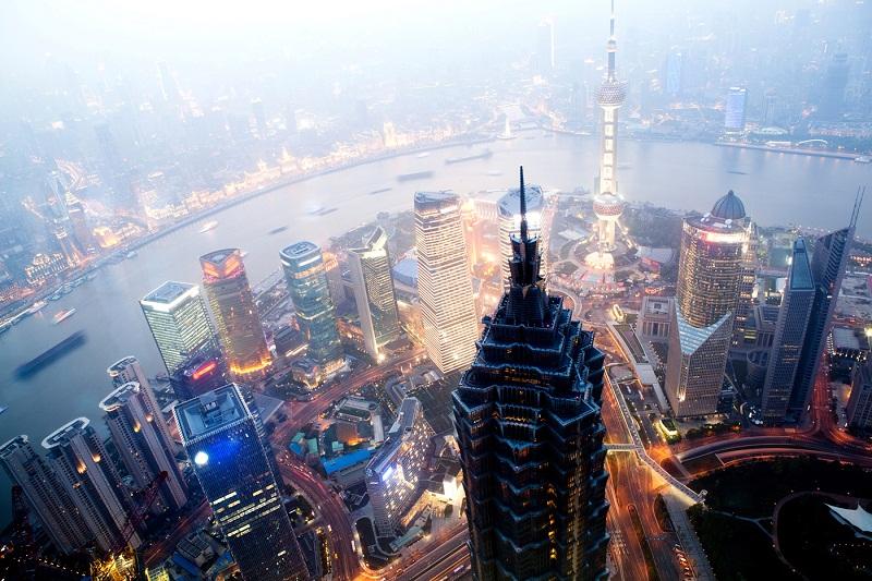 Cina Dominasi Perkantoran Paling Mahal se Asia Pasifik