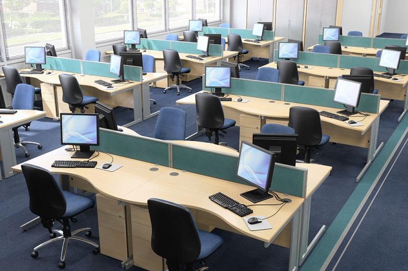 Corona Mengubah Desain Interior Ruang Kantor Baru