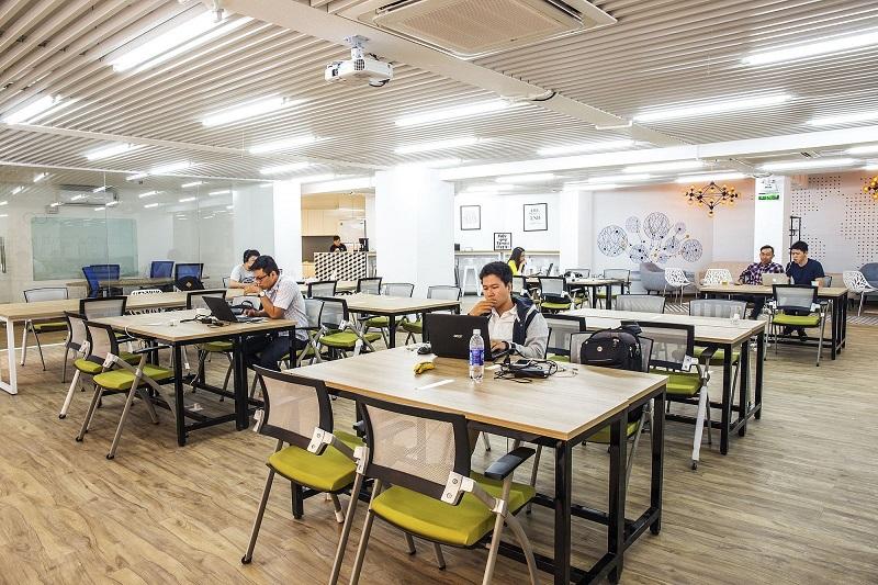 Coworking Space Dominasi Permintaan Ruang Kantor di Jakarta