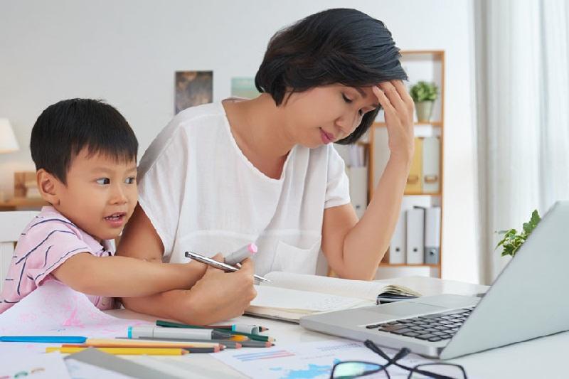 Dampak Negatif Membawa Pekerjaan Kantor ke Rumah