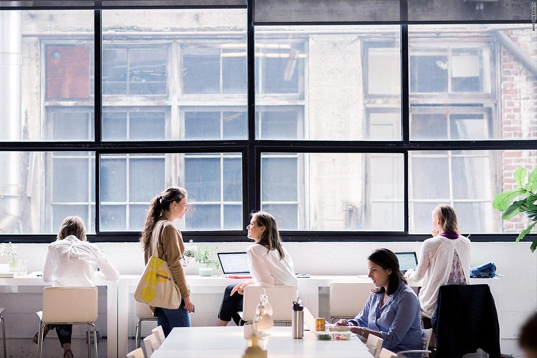 Desain Kantor Pengaruhi Perilaku dan Cara Berpakaian Karyawan