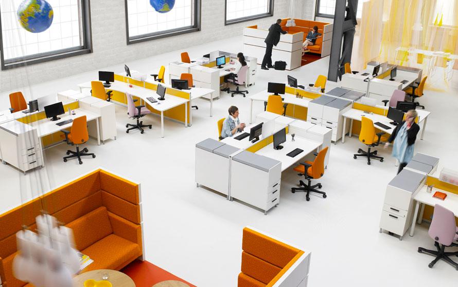 Desain Kantor yang Bisa Meningkatkan Produktivitas Karyawan