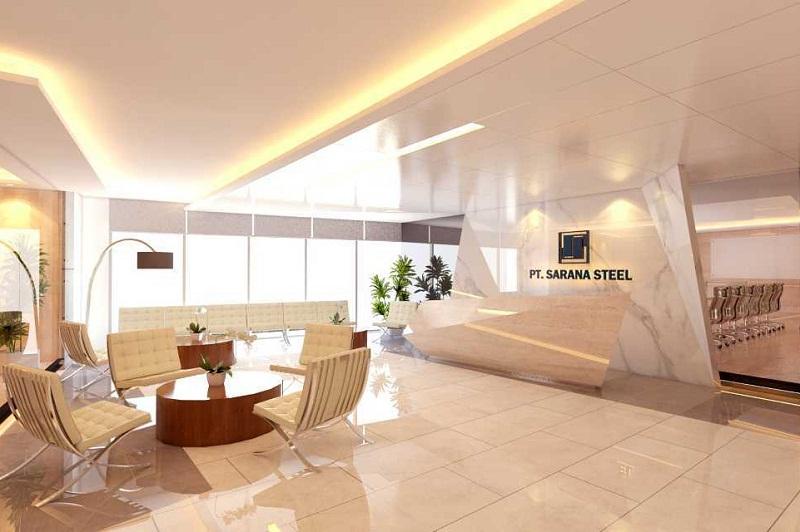 Desain Lobby Kantor yang Nyaman untuk Memanjakan Tamu dan Klien