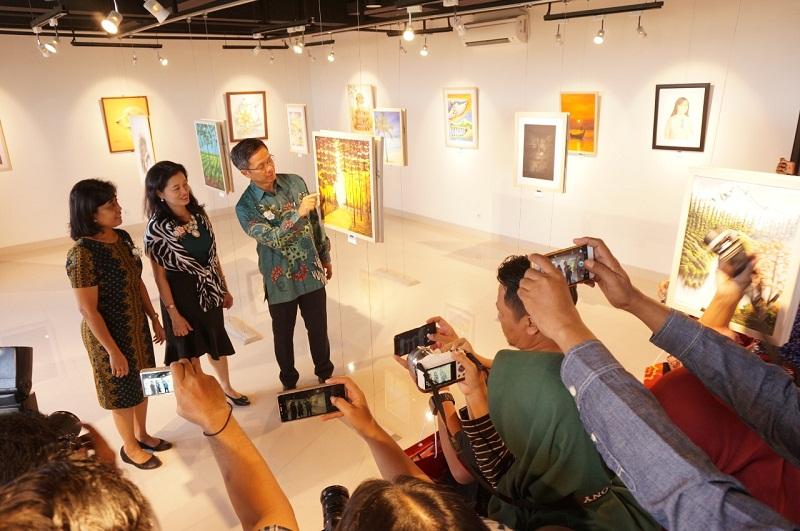 Faber-Castell Resmikan Kantor Baru di Surabaya yang Berkonsep Art Centre