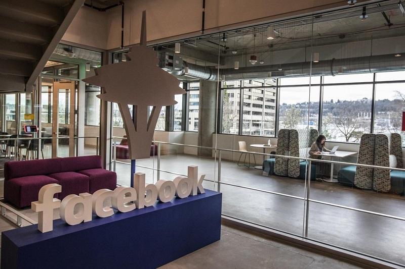 Facebook Beli Kantor Baru Walau Karyawannya Kerja dari Rumah