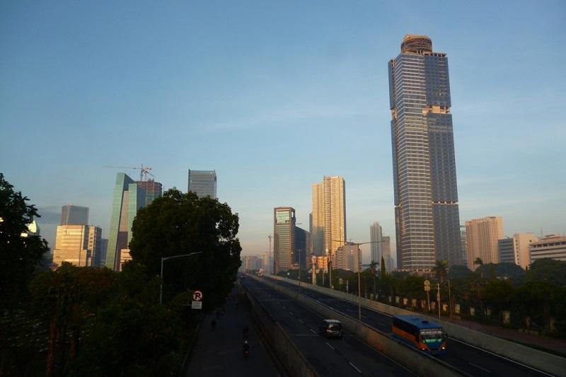 WHO akan Tempati Kantor di Gedung Paling Tinggi Indonesia