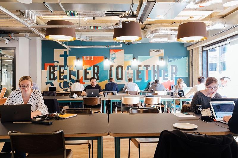 Generasi Milenial Merubah Konsep Ruang Kantor Masa Kini