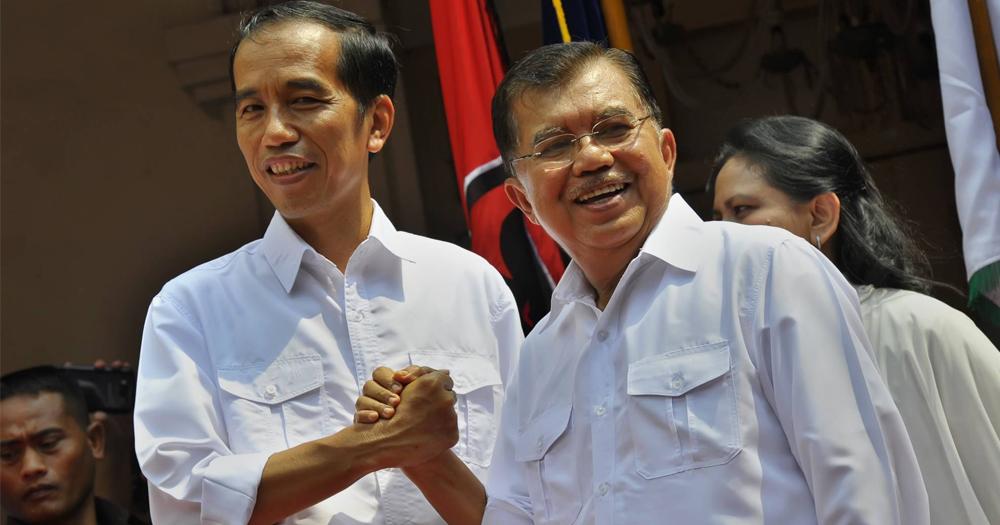 Gesekan internal kabinet mewarnai satu tahun pemerintahan Jokowi – JK