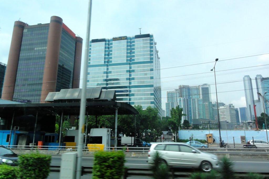 Harga Sewa Perkantoran di Jakarta Masih Tertahan