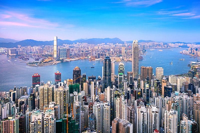 Harga Sewa Ruang Kantor di Hongkong Diperkirakan Turun