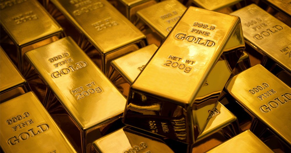 Harga emas Antam naik 2000 rupiah per gram