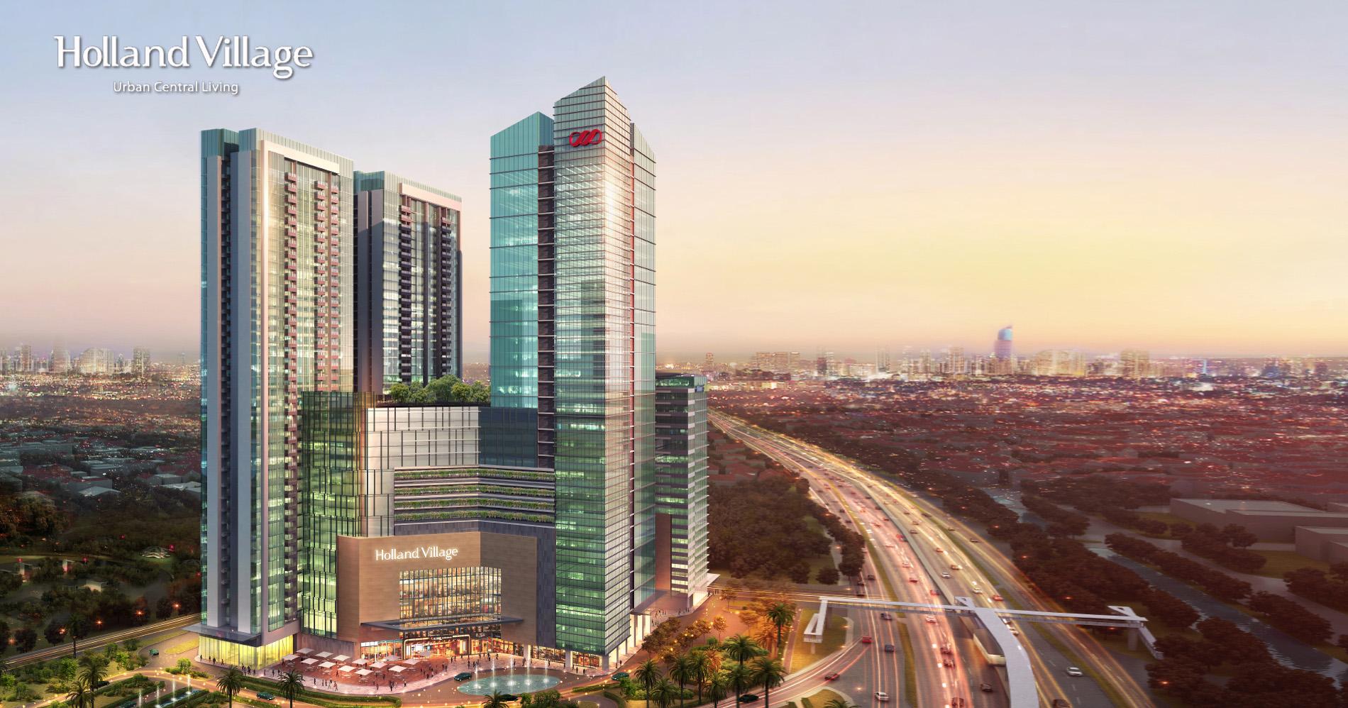 Cempaka Putih Kawasan Prospektif Baru di Jakarta