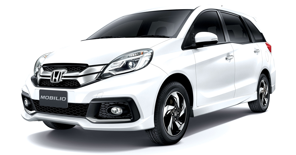 Honda Mobilio Diskon Nyaris 20 Juta
