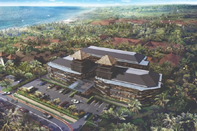 ITDC Bangun Perkantoran Modern di Nusa Dua Bali