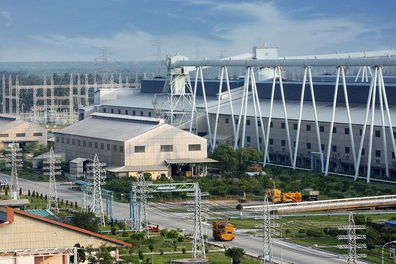 Inalum Bangun Gedung Perkantoran Modern Ramah Lingkungan