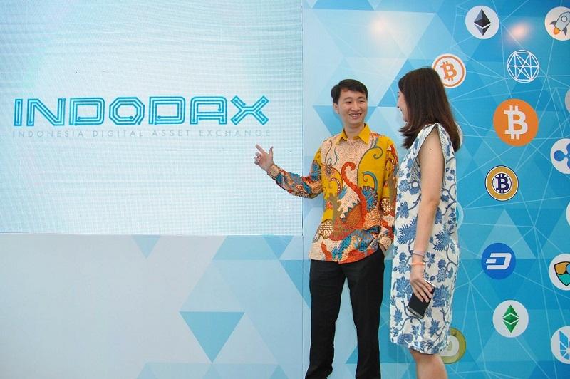 Indodax Resmikan Kantor Baru di Gedung Millenium Centennial Center