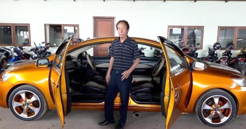 Ini dia sosok mobil bermuka dua yang sedang ramai dibicarakan netizen