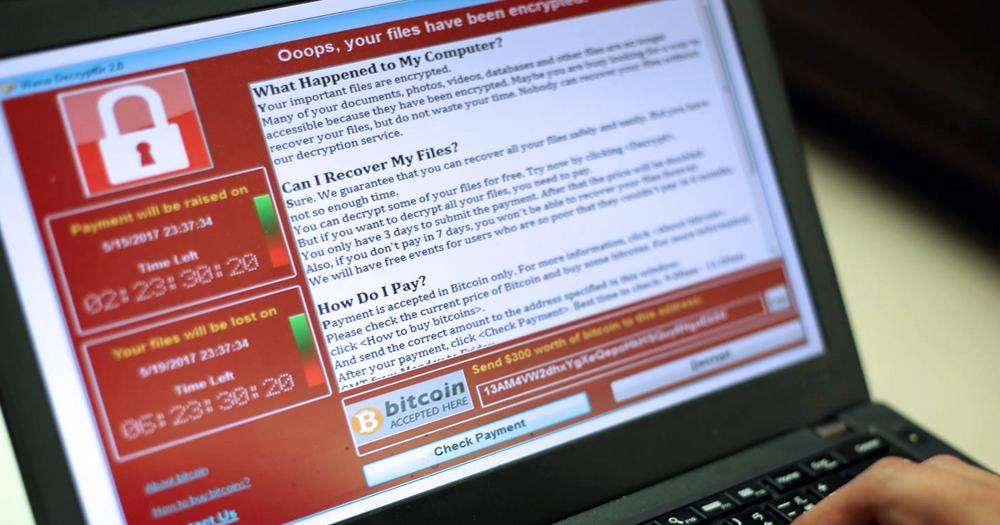 Inilah beberapa ciri computer yang terinfeksi Ransomware WannaCry