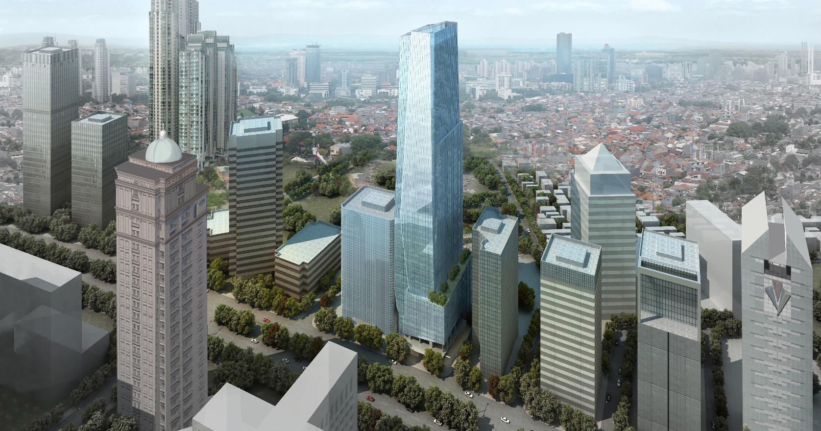 Gedung Perkantoran Milik Raksasa Properti Singapura, Mulai Beroperasi di Semester Kedua 2016
