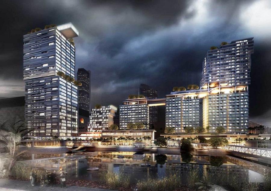 Intiland Kucurkan Rp 8 Triliun untuk Bangun Apartemen dan Perkantoran
