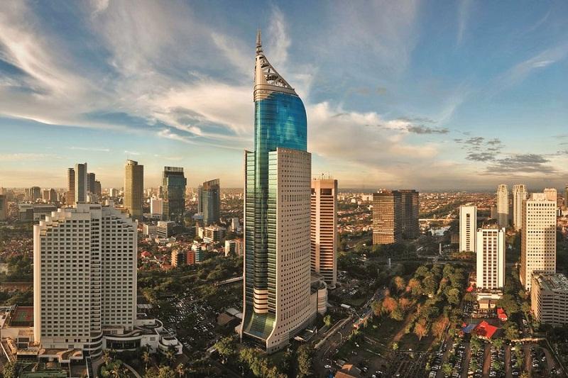 Jakarta Peringkat 7 Kota dengan Gedung Tinggi Terbanyak di Dunia