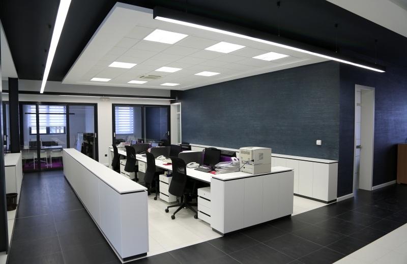 Jenis Sistem Pencahayaan Ruang Kantor