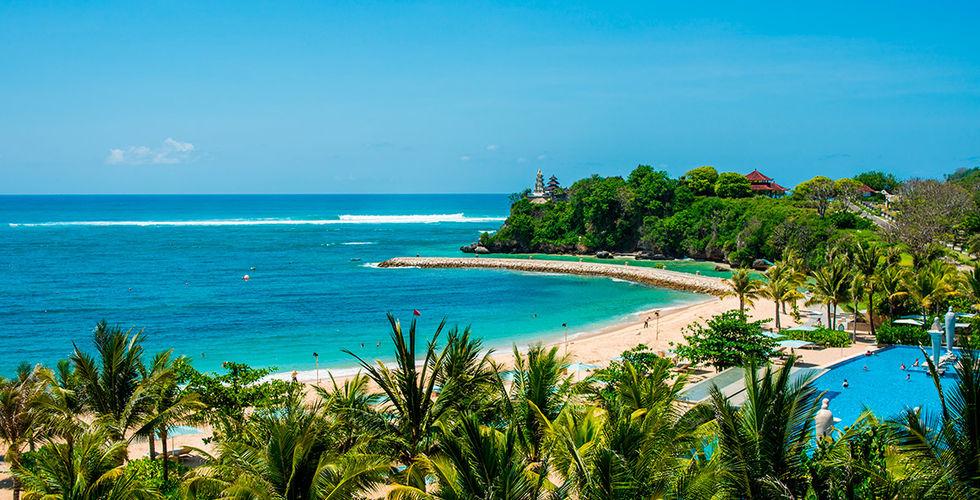 Menarik, Kantor Ala Resort Ini Berada di Dekat Pantai