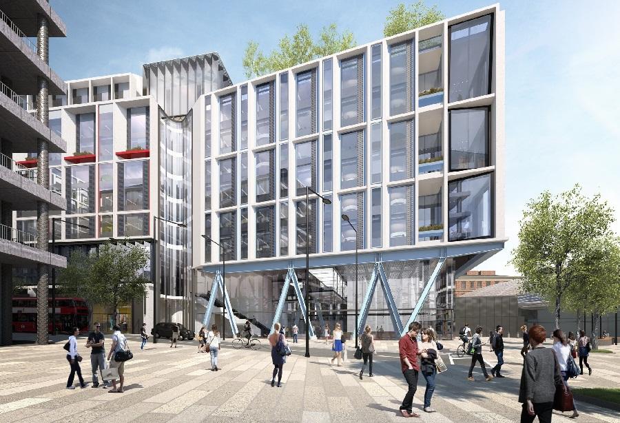 Google Siapkan 17 Triliun Untuk Bangun Kantor Baru di London