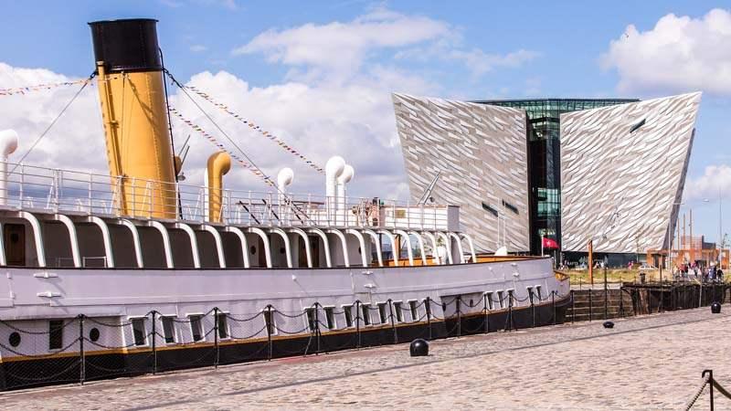 Kantor Kuno Titanic Dipugar Jadi Hotel Mewah