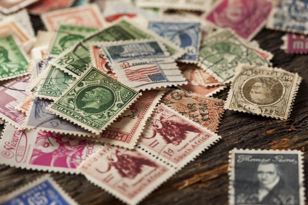 Kantor Pos Kanada Terbitkan Perangko Idul Fitri