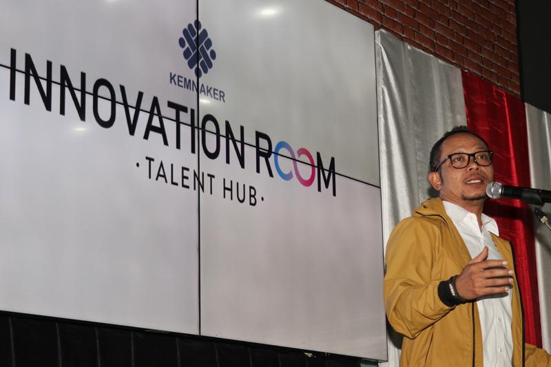 Kemenaker Bangun coworking Space Untuk Creativepreneur Muda
