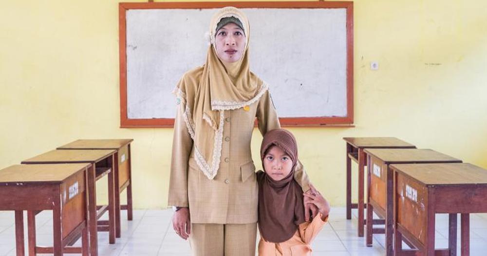 Kisah perjuangan seorang ibu, guru, dan aktivis