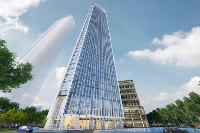 Konstruksi Daswin Office Tower Senilai Rp 3,5 Triliun Sudah Dimulai