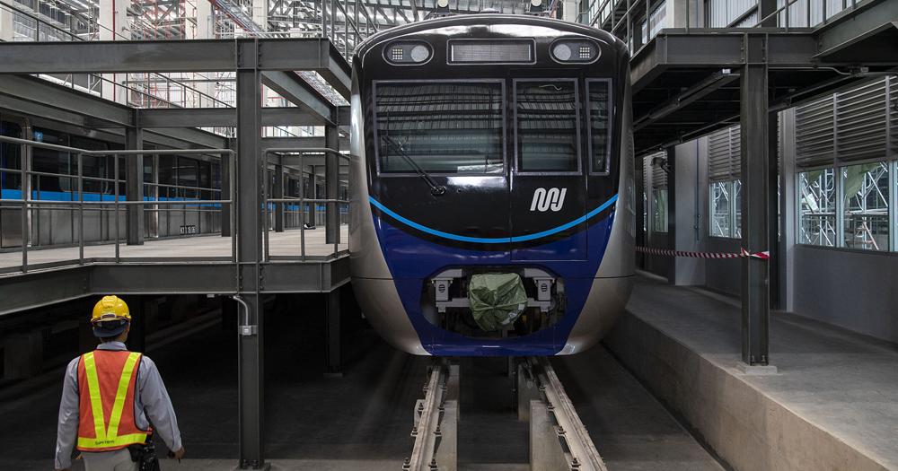 MRT akan siapkan rambu dilarang makan di stasiun