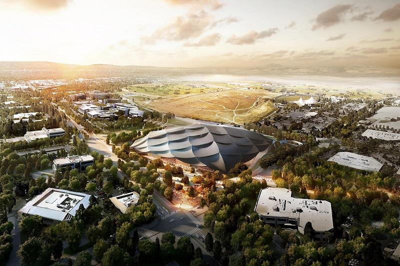 Markas Baru Google, Ada Perkantoran Hingga Taman Rekreasi